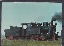 Dampflokomotive 99 4652 auf Rügen DDR