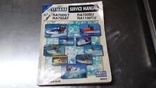 OEM YAMAHA RA 700 1100 SERVICE REPAIR SHOP MANUAL LIT-18616-RA-00