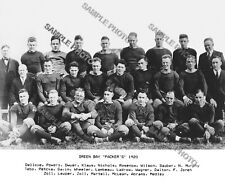 1920 GREEN BAY PACKERS FOOTBALL TEAM 8X10 PHOTO
