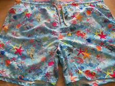 Michael's Swimwear New Men's Medium Swim Trunks Starfish - Free Shipping