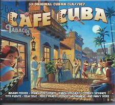 Cafe Cuba - 50 Original Cuban Classics 2CD 2010 NEW/SEALED