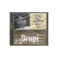 Drupi CD Le Piu' Belle Canzoni Di Drupi / Warner Sigillato