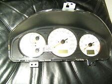 TACHIMETRO Strumento Combinato MAZDA PREMACY 323 cabina di pilotaggio CLUSTE Clocks Speedo wscb 84a