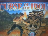 MB Games Curse Of The Idol Game Spare Playing Pieces / Parts  Instructions