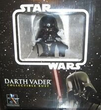 Star Wars DARTH VADER MINI BUST Statue  ROTS ~ Gentle Giant  LIMITED New