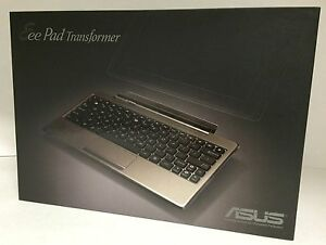 NEW ASUS TF101 Eee Pad Transformer Keyboard DOCK Notebook Tablet Mobile Qwerty