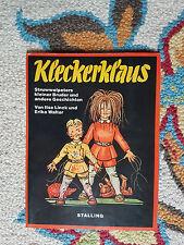 Kleckerklaus, Struwwelpeters kleiner Bruder & andere Geschichten, Stalling, 1980
