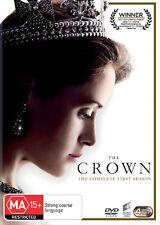 The CROWN : Season 1 : NEW DVD