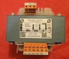 MICHAEL RIEDEL REIA 400/ST Single Phase Transformer