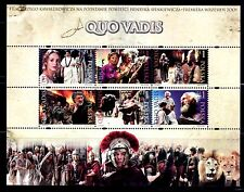 SELLOS  CINE. POLONIA 2002 QUO VADIS 6V MH