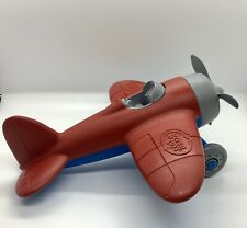 Green Toys Airplane Prop Plane Durable Recycled Plastic Children's Toy