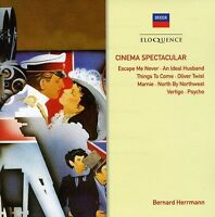 Bernard Herrmann - Cinema Spectacular [New CD] Australia - Import