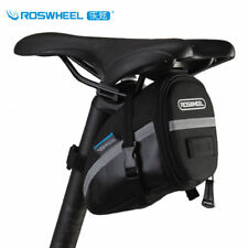 Roswheel Cycling Bike Saddle Bag MTB Bicycle Seat Pouch Accessories Adapt