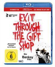 Banksy-exit through the gift shop-Blu-ray Disc nuevo + embalaje original!