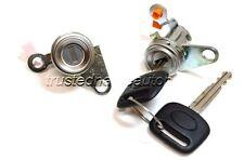 Door Lock Cylinder Tumbler Set  Fits 1996 1997 1998 1999 2000 Toyota RAV4