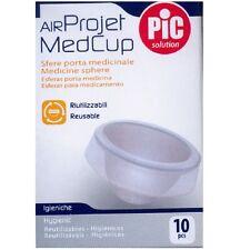 Medikamente-Einsätze 10 St. Ultraschall AirProjet Inhalationsgeräte Pic Solution
