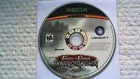 Prince of Persia: Warrior Within (Microsoft Xbox, 2004)