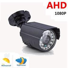 1080P AHD Waterproof CCTV Camera 2.0MP HD Analog Security 24 IR Night Vision