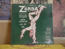 ZORBA ORIGINAL BROADWAY CAST - LP SO-118