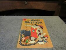 Dell Comics M.G.M.`S    Mouse Musketeers #14 (1958)