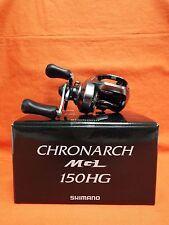 SHIMANO Chronarch MGL Low Profile Baitcast Reel 7.1:1 Ratio #CHMGL150HG (RH)