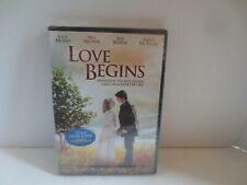 Love Begins DVD