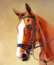 "High Quality Oill Painting ""Horse Portrait #133"" 24""x20"""