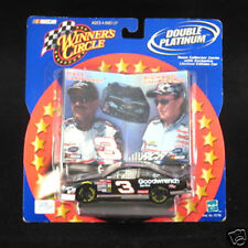 VINTAGE NASCAR DOUBLE PLATINUM EARNHARDT and CHILDRESS