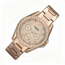 Fossil Riley Multifunction ES2811 Wrist Watch for Women