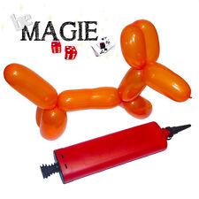 Pompe à ballons - Ballons Qualatex - Sculpture - Magie