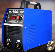 ZX7-250 Electric Welding Machine IGBT Electrode AC220/380V Dual Voltage Welder