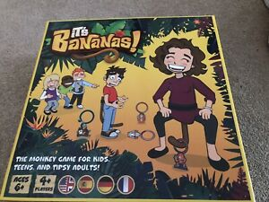 It's Bananas Monkey Game for Children, Teens & Adults
