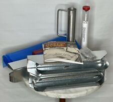 Maple Tree Tapping Kit Sap Collecting Syrup Making Supplies Hydrometer Books