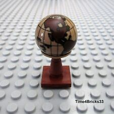 NEW LEGO World Globe/Map, Sphere, Pirate, Castle