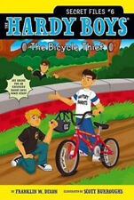 The Bicycle Thief (Hardy Boys: The Secret Files) by Franklin W. Dixon.