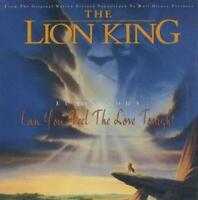 "Lion King, Can You Feel The Love Tonight [3""] NEW Vinyl RSD BF 2019 Crosley"