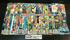 50 Issues of Action Comics #521-600 Lot!! DC Comics 1938 Series  Superman GD-FN