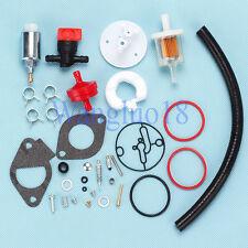 796184 Carburetor Overhaul Kit 699915 Fuel Solenoid For Briggs & Stratton Engine