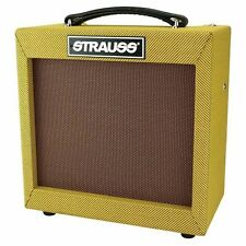 Strauss 5 Watt Electric Guitar Valve Amplifier Tube Amp