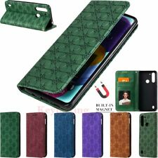 For Moto G8 Power Lite E6s/Sony Xperia 10ii L4/LG K41s Wallet Leather Case Cover