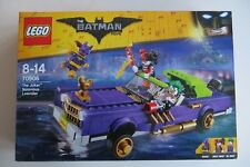 New Sealed Super Heroes 70906 The Joker Notorious Lowrider batman