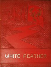 1964 WHITEFEATHER  Yearbook Buckland High School Auglaize County Ohio