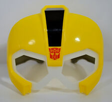 "2016 Bumblebee Cosplay Mask 6"" McDonald's Toy #2 Transformers Robots In Disguise"