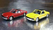Herpa 451611 VW Porsche 914 2 Car Pack 1 87 HO Scale