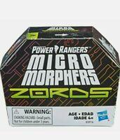 2 x Packs Power Rangers Micro Morphers Zords Surprise Mini Figures - Series 1