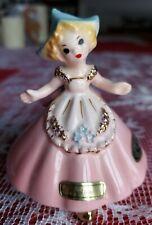 Josef Originals Vtg. Holland Girl Figurine Original Label International Series
