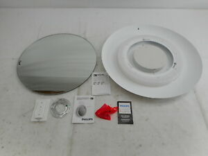 Philips Hue 3435831U7 White Ambiance Adore Smart Lighted Mirror w/ Dimmer Switch