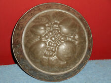 Victorian Jelly Mold KREAMER #46 Large Strawberries Grapes Fruit Aspic Molds