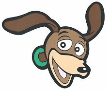 "9""X8"" SLINKY Dachshund dog puppy TOY STORY | birthday sign banner | photo prop"