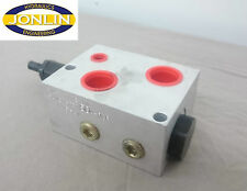 """SNAP TITE INC SAV60-T6P-50A Sequence Valve with Reverse Flow Check - 3/4"""" BSP"""